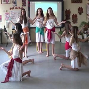 egyiptomi tancok