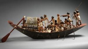 Meketre halászat, madarászat közben, Középbirodalom  New York, Metropolitan Museum  forrás